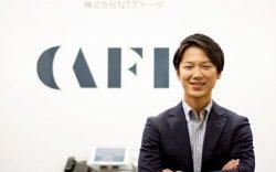 ▲NTTデータ ITサービス・ペイメント事業本部 薄井勇輝