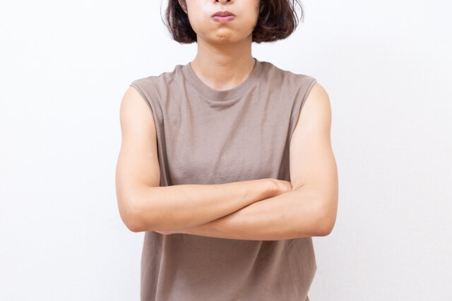 相談員の言葉にカチンときたという女性