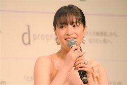 トークセッションでは笑顔を見せる広瀬さん