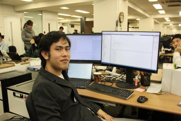 ▲一休のデータサイエンティスト 平田 真人。自身のキャリアで2社目となる一休へ入社して、2019年10月で半年が経った