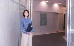 ▲第二システム統括部 第二パッケージサービス部 サポート課 平岡実久