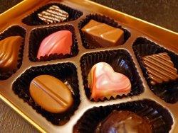 仕事の関係でも、貰いがちなバレンタインチョコ