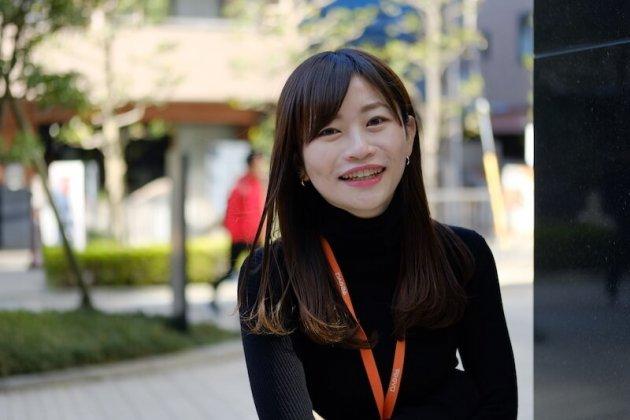 ▲プロフェッショナルサービスチームの小原 裕美子