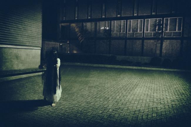 幽霊は、いる。