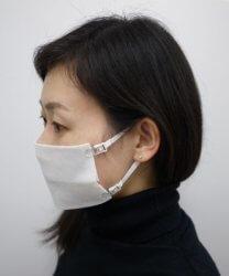 マスク不足の一助に
