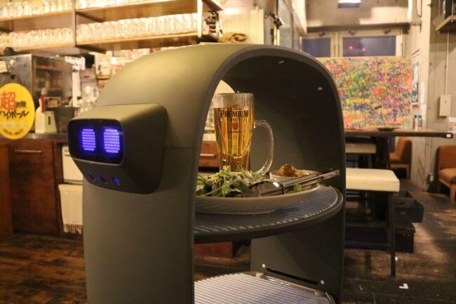 新型コロナ対策、居酒屋が配膳ロボット導入 人との接触を最小限にの続きを読む