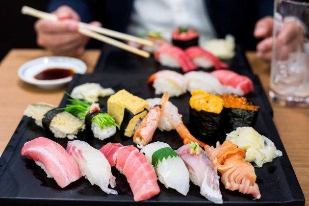 家族で年に数回の外食が唯一の贅沢?