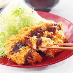 「ロースカツ定食」