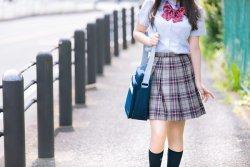 女子高生のファッション事情