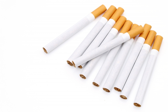 """""""たばこ離れ""""が進んでいる"""