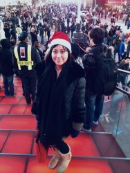 ▲ニューヨークに留学していたころ