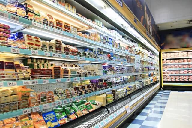 """高級スーパーで買い物できても""""余裕はない"""""""