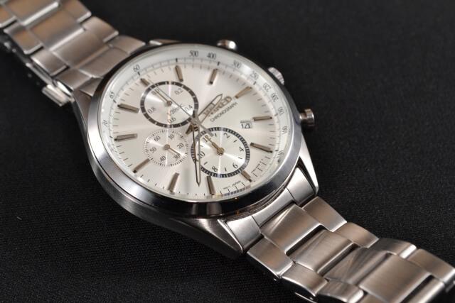 腕時計のマウントは男性ならでは?
