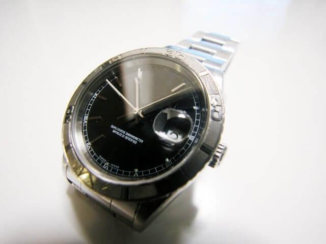 3か月働けば高級腕時計?