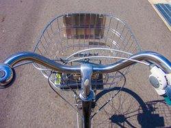 自転車であおり運転?