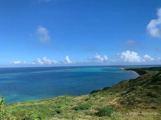 筆写撮影:沖縄県石垣島