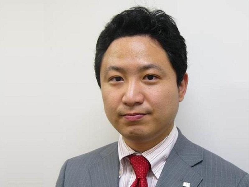リンクアンドモチベーション 経理・総務ユニットマネジャーの横山博昭さん