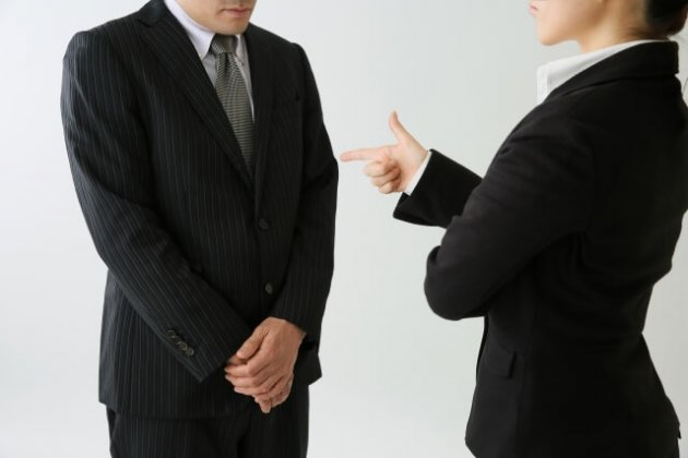 店長の態度に耐え切れず、出勤初日に退職…