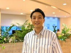 パーソルホールディングス グループ人事本部長の大場竜佳さん(パーソルホールディングス提供。以下同じ)