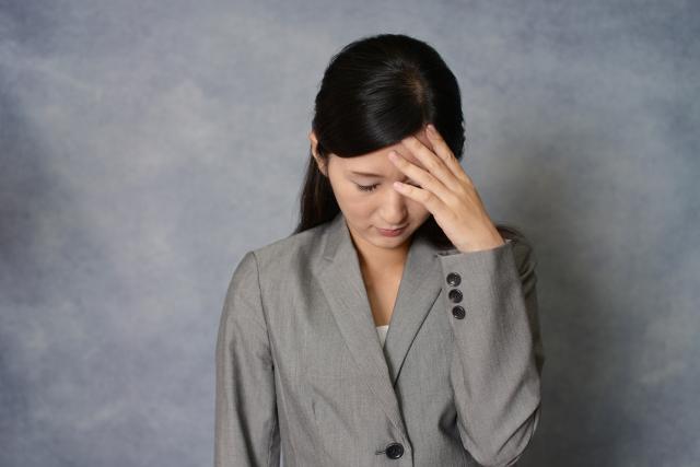 「就職で不利。大卒以上を求める企業が多い」