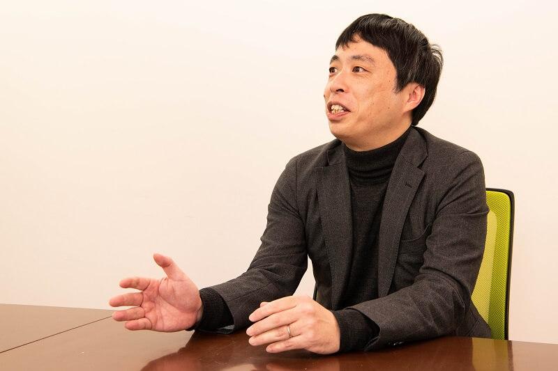エーアイセキュリティラボ 代表取締役社長 青木歩(あおき・あゆむ)氏