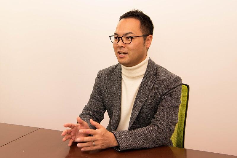グローバルウェイ 取締役 ソーシャル・ウェブメディア事業部長 根本勇矢(ねもと・ゆうや)