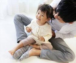 「パパの育児休業」