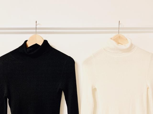 服はときどき、ユニクロを買う程度