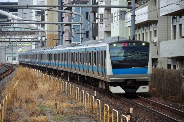 埼玉へ……
